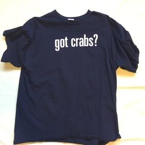 Got crabs t shirt
